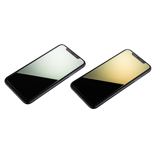 GRAMAS Protection Mirror Glass GPGMG-IP02 for iPhone 11/XR