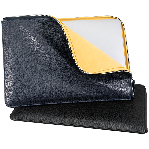 GRAMAS COLORS PU Leather Sleeve CLC-64418 for MacBook Pro 13