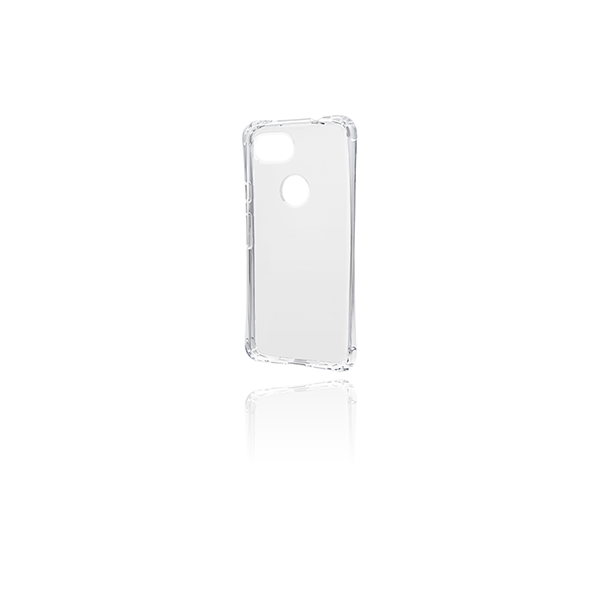 GRAMAS COLORS TPU Clear Shell Case CSC-24518 for Google Pixel 3a