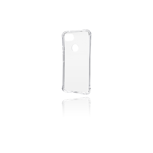 GRAMAS COLORS TPU Clear Shell Case CSC-24618 for Google Pixel 3a XL