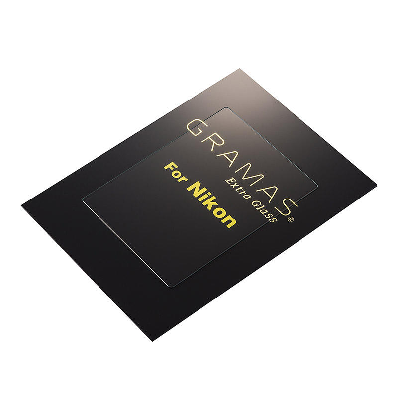 GRAMAS EXTRA Digital Camera Glass for Nikon D5