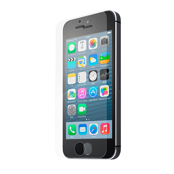 GRAMAS Protection Glass Anti Glare GL-ISEAG for iPhone SE / iPhone 5s / iPhone 5c / iPhone 5