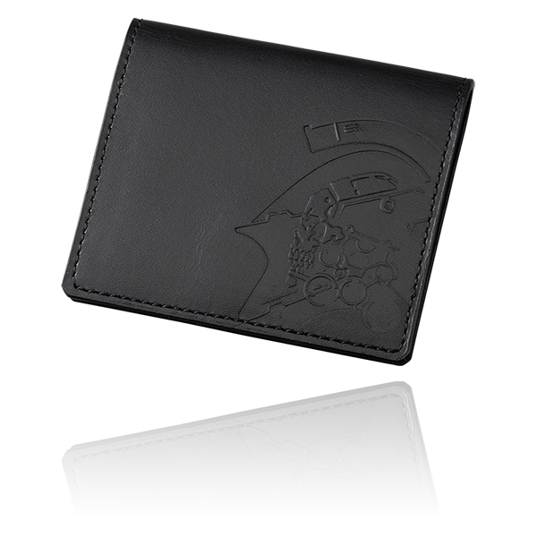 GRAMAS×KOJIMA PRODUCTIONS Money Clip Coin Case GMC-94518