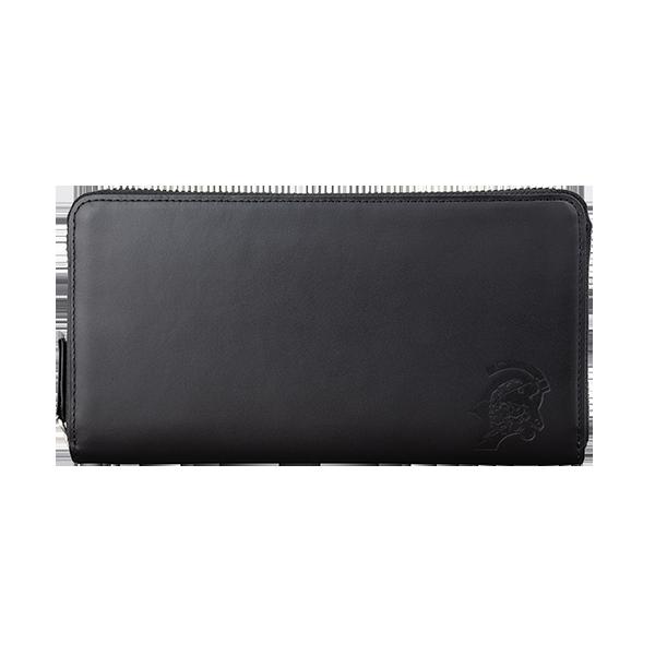 GRAMAS×KOJIMA PRODUCTIONS Singlezip Organizer Wallet GOG-94418