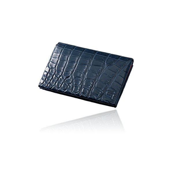 GRAMAS Meister Crocodile Leather