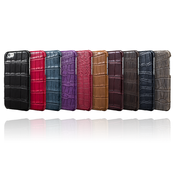 GRAMAS Meister Crocodile Case MI8014 for iPhone 6s / iPhone 6