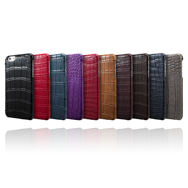 GRAMAS Meister Crocodile Case MI8034 for iPhone 6s Plus / iPhone 6 Plus