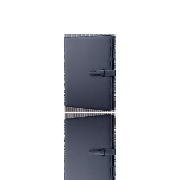GRAMAS Cultivate '20 System Organizer Saffiano PU Leather A5 size SLC-63429