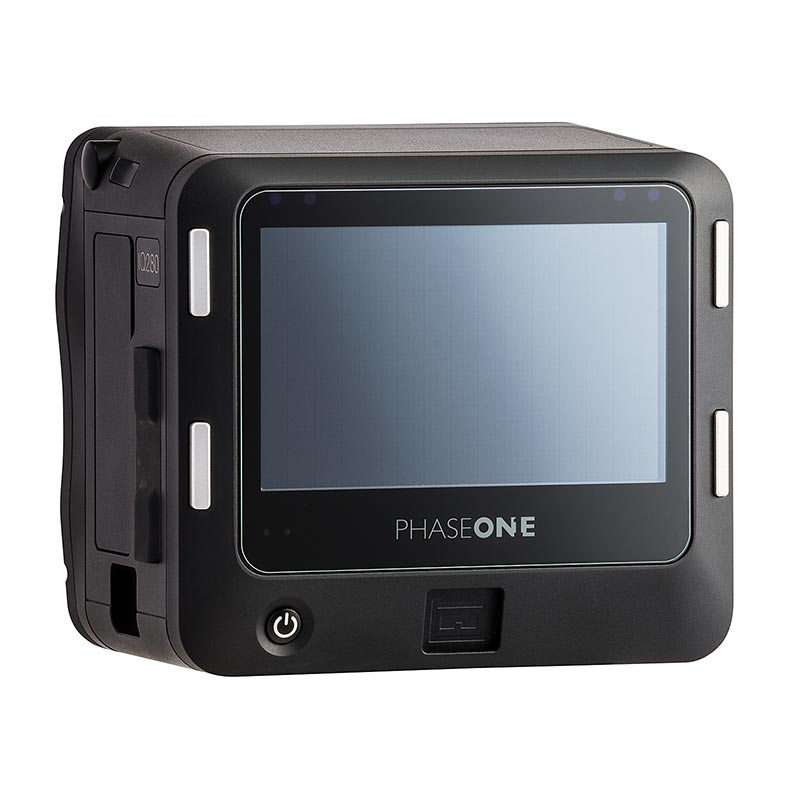 GRAMAS EXTRA Digital Camera Glass for Phase One IQ1/IQ2