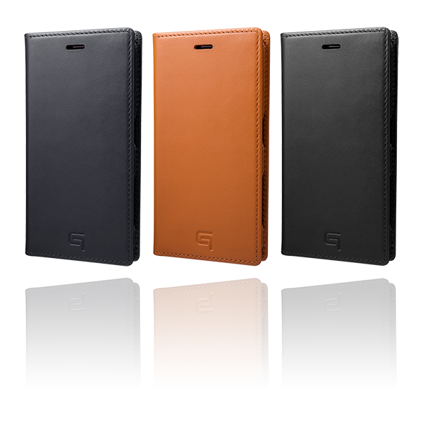 GRAMAS Full Leather Case GLC6126 for Xperia™ X Compact