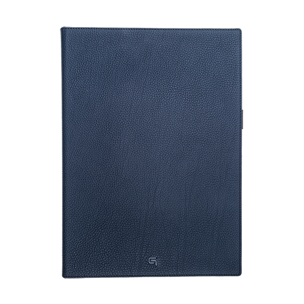 GRAMAS Shrunken-calf Full Leather Case GLC8017 for iPad Pro 12.9