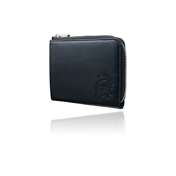 GRAMAS × KOJIMA PRODUCTIONS L Shaped Zipper mini Wallet GLWKP-LG19