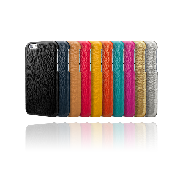 GRAMAS Embossed Grain Leather Case GRLC8076 for iPhone 6s / iPhone 6