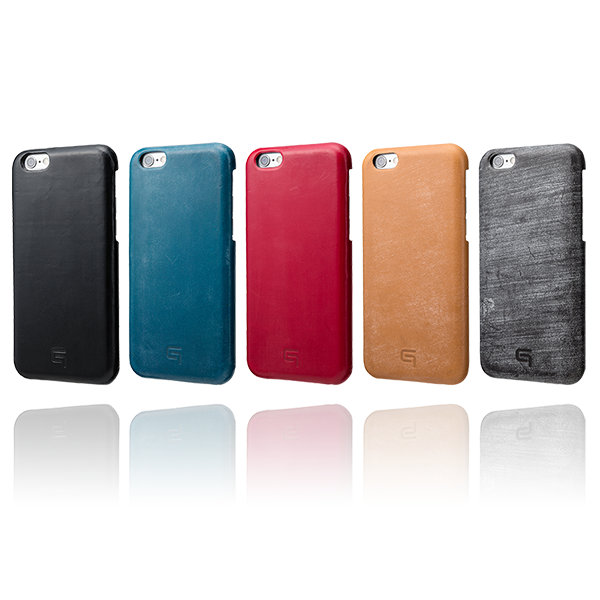GRAMAS Bridle Leather Case LC835 for iPhone 6s / iPhone 6