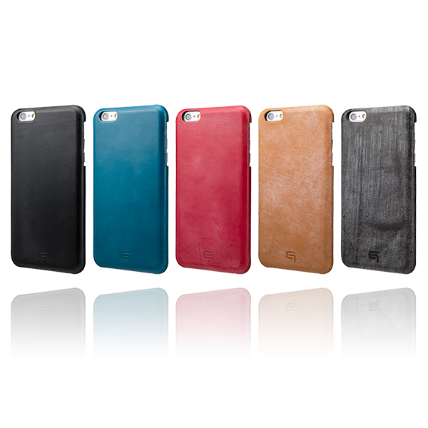 GRAMAS Bridle Leather Case LC845P for iPhone 6s Plus / iPhone 6 Plus