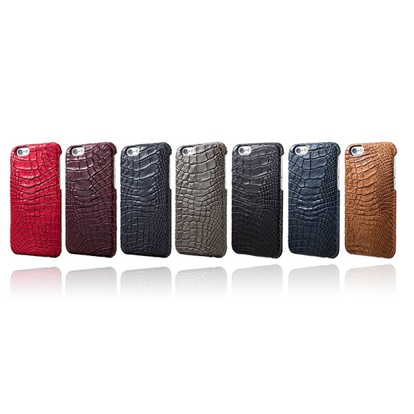 GRAMAS Meister Crocodile Leg Case MI8044 for iPhone 6s / iPhone 6
